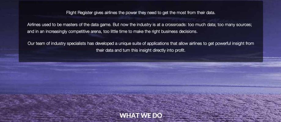 Flight Register